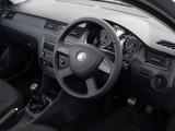 Photos of Škoda Rapid UK-spec 2012