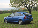 Photos of Škoda Rapid Spaceback 2013–17