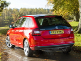 Pictures of Škoda Rapid Spaceback UK-spec 2013