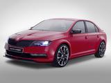 Škoda Rapid Sport Concept 2013 images