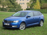 Škoda Rapid Spaceback 2013–17 wallpapers