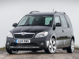 Images of Škoda Roomster Scout UK-spec 2010