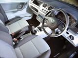 Photos of Škoda Roomster UK-spec 2010