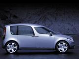 Škoda Roomster Concept 2004 photos