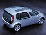 Škoda Roomster Concept 2004 pictures
