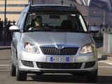 Škoda Roomster AU-spec 2010 images