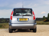 Škoda Roomster UK-spec 2010 pictures