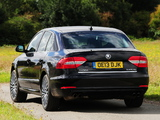Photos of Škoda Superb Laurin & Klement UK-spec 2013