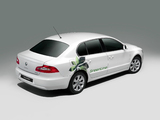 Pictures of Škoda Superb GreenLine 2009–13