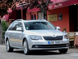 Pictures of Škoda Superb Combi 2013