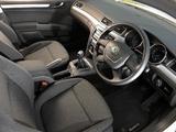 Škoda Superb GreenLine UK-spec 2009–13 pictures