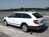 BT Design Škoda Superb Combi Cross 2011 pictures