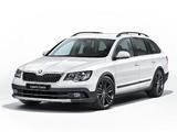 Škoda Superb Combi Outdoor 2014 pictures