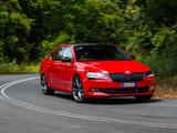 Škoda Superb 4×4 SportLine AU-spec 2017 photos