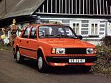 Škoda 130 (Type 742) 1984–88 pictures