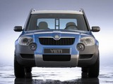 Photos of Škoda Yeti Concept 2005