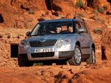 Pictures of Škoda Yeti 2009–13