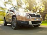 Pictures of Škoda Yeti AU-spec 2010–14