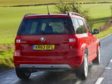 Pictures of Škoda Yeti UK-spec 2014