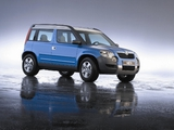 Škoda Yeti Concept 2005 images