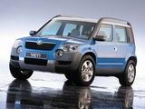 Škoda Yeti Concept 2005 photos