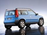 Škoda Yeti Concept 2005 pictures