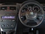 Škoda Yeti AU-spec 2010–14 images