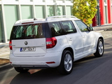 Škoda Yeti 2013 images