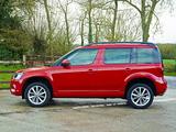 Škoda Yeti UK-spec 2014 images