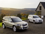 Škoda Yeti wallpapers