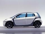 Smart Tridion 4 Concept 2001 pictures