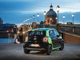 Pictures of Smart ForFour prime electric drive (W453) 2017
