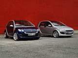 Pictures of Smart ForFour