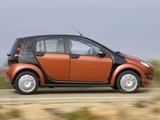 Smart ForFour 2004–06 images