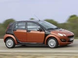 Smart ForFour 2004–06 pictures