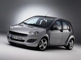 Smart ForFour 2004–06 wallpapers