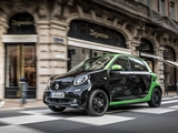 Smart ForFour prime electric drive (W453) 2017 wallpapers
