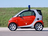 Images of Smart ForTwo Feuerwehr 2004–07