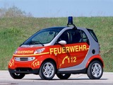 Photos of Smart ForTwo Feuerwehr 2004–07