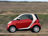 Photos of Smart ForTwo Passion Coupe 2007–10