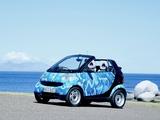 Smart City Cabrio 2000–04 wallpapers