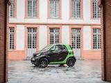Smart ForTwo prime coupé electric drive (C453) 2017 pictures