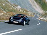 Smart Roadster 2003–05 photos