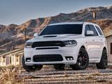 2018 Dodge Durango SRT (WD) 2017 images