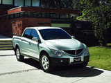 Images of SsangYong Actyon Sports 2006