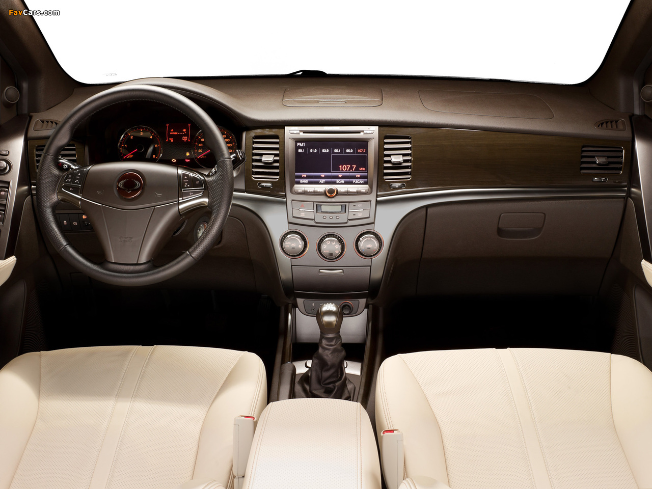 Images of SsangYong Actyon Concept 2010 (1280 x 960)