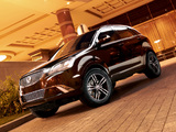 Pictures of SsangYong Actyon Concept 2010