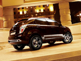 SsangYong Actyon Concept 2010 pictures