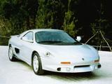 Photos of SsangYong Solo III Concept 1995