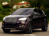 Pictures of SsangYong C200 Aero Concept 2009